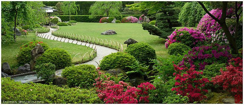 城南宮 庭園